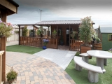 Garden Chalet Home Office External