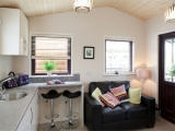 1 Bedroom Garden Chalet Internal