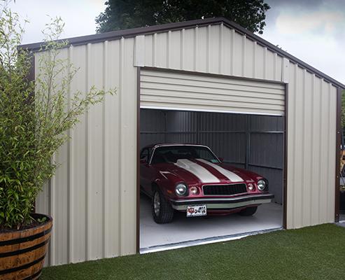 Superbe Steel Garages